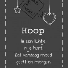 hoop....
