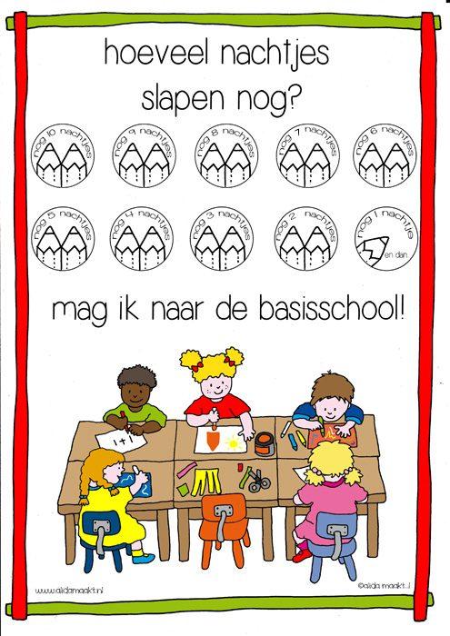 basisschool aftelkalender