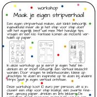 info-maak-je-eigen-stripverhaal